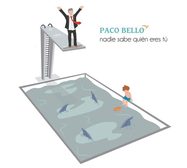 Paco-Bello-Nadie-sabe-quien-eres-tu